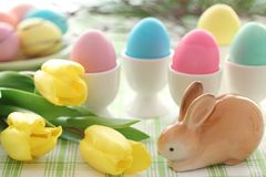 Easter ornaments Royalty Free Stock Photos
