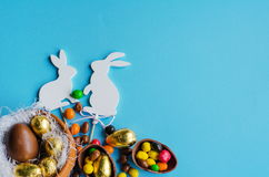 Easter Ostara, Eoster bunny royalty free stock image
