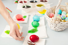Easter over Stock Photos