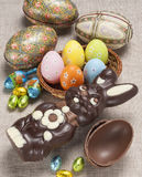 Easter decoration. Royalty Free Stock Photography