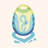 Easter painting egg theme elements vector,eps Stock Photo
