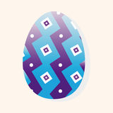Easter painting egg theme elements vector,eps. Vector illustration file,vector illustration file Royalty Free Stock Images