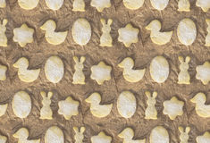 Easter paper pack Royalty Free Stock Images