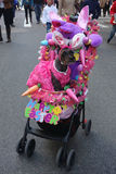 Easter Parade and Easter Bonnet Festival Royalty Free Stock Images