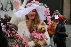 2016 Easter parade Stock Photo