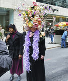 The Easter Parade on 5th avenue in New York City Stock Images