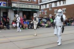 Easter Parade in Toronto Royalty Free Stock Photos