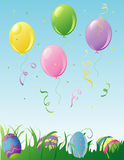 Easter Party Royalty Free Stock Photography