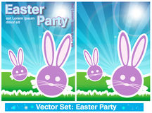 Easter Party Royalty Free Stock Photo