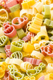 Easter pasta Stock Photo