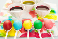 Easter pastel Royalty Free Stock Photography