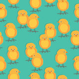 Easter pattern Stock Photography