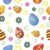 Easter_pattern Image libre de droits