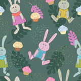 Easter pattern Stock Photos