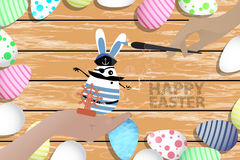 Easter is a perfect illustration for your design Stock Photo