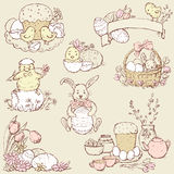 Easter pictures Royalty Free Stock Photo