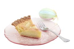 Easter Pie Stock Image