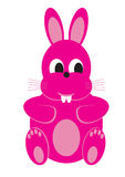 easter pink royaltyfri illustrationer