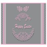 Easter postcard Royalty Free Stock Photos