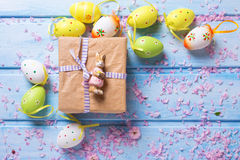 Easter postcard. Stock Images