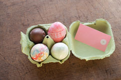 Easter Present Royalty Free Stock Photos