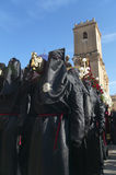 Easter procession in Elche, Alicante, Valencia. Spain Stock Image