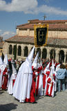 Easter Procession in Segovia Royalty Free Stock Image