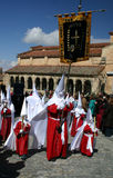 Easter Procession in Segovia Stock Photo