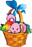 Easter rabbit. Stock Images