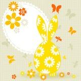 Easter rabbit4 Stock Photos