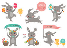 Free Easter Rabbits Stock Photo - 66270620