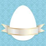 Easter ribbon Stock Image