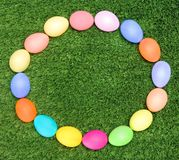 Easter ring Stock Image