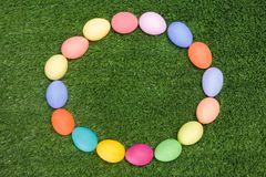 Easter ring Stock Photos