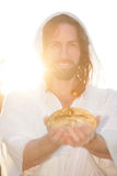 Easter Risen Offers Bread