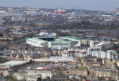 Easter Road Stadium Stock Photography