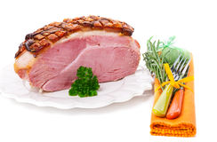 Easter roast, Easter eat Stock Photos