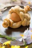 Easter's basket Stock Image