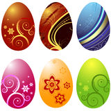 Easter`s eggs Royalty Free Stock Photo