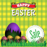 Easter sale Stock Photography