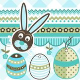 Easter scrapbook elements Royalty Free Stock Image
