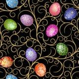 Easter seamless Stock Image