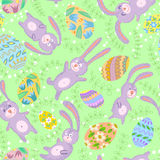 Easter seamless Royalty Free Stock Photography
