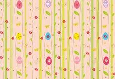 Easter seamless background. Festive spring religious scalable Royalty Free Stock Photos