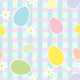 Easter Seamless Pattern Royalty Free Stock Image
