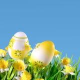 Easter serie stock image