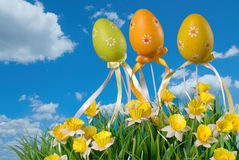 easter serie Fotografia Royalty Free