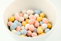 Easter series - candy 4 Stock Photography