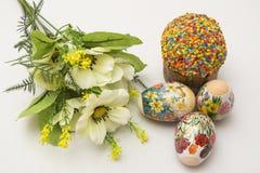Easter set Royalty Free Stock Photos