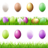 Easter Set. Vector Royalty Free Stock Photography